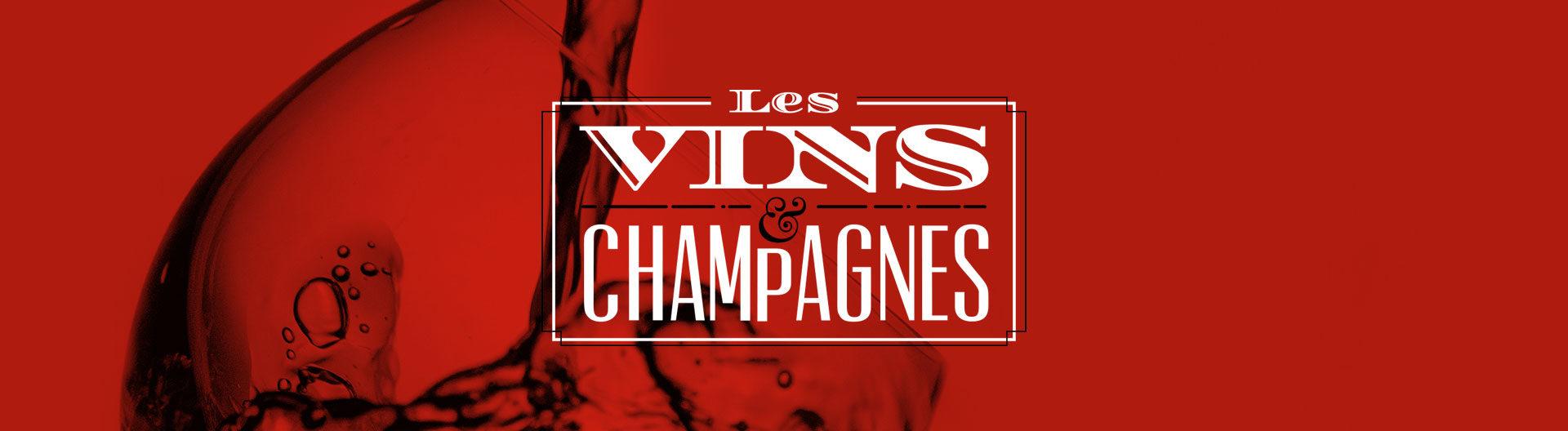 vins champagnes cave