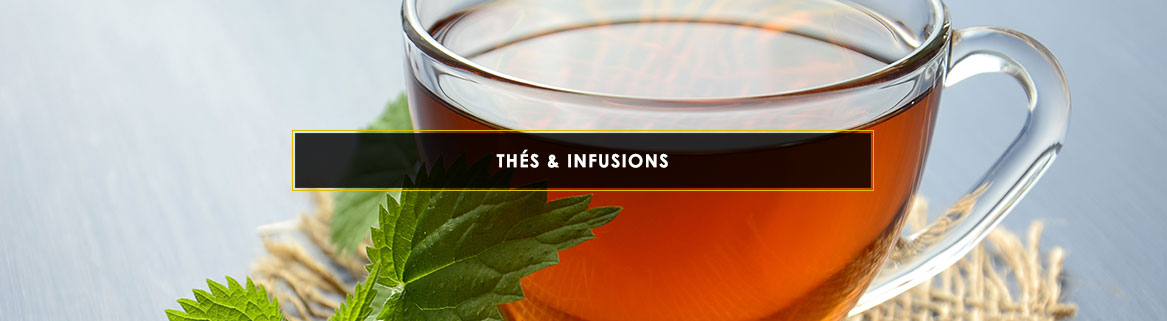 thé infusion