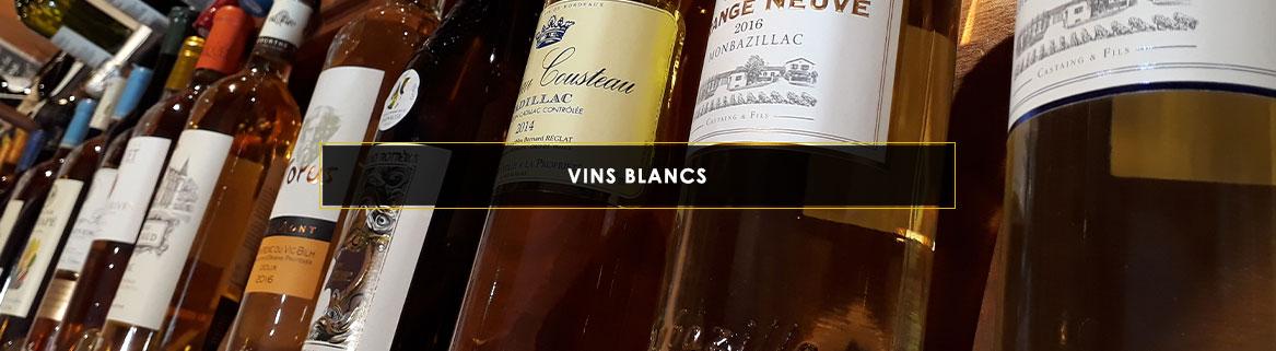 cave vin blanc