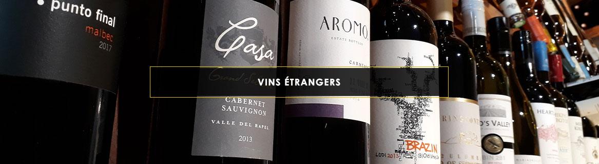 vins etrangers manche