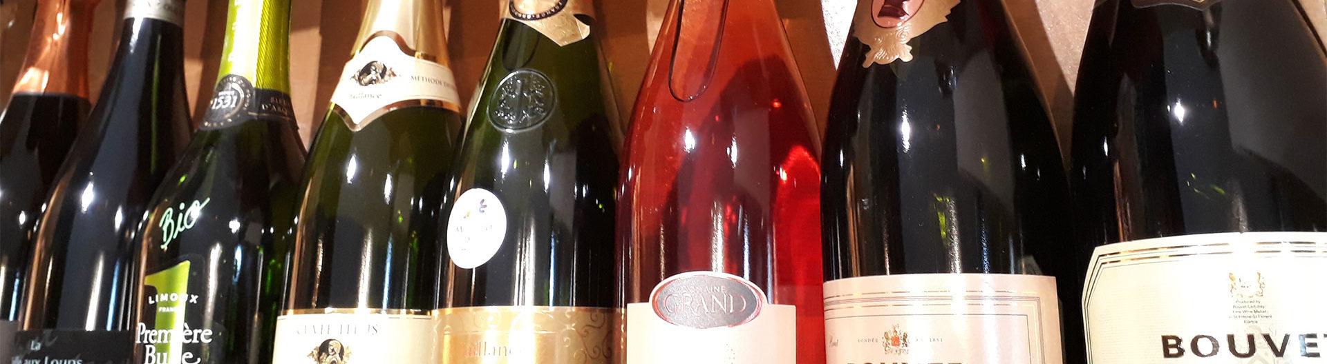 vins à bulles