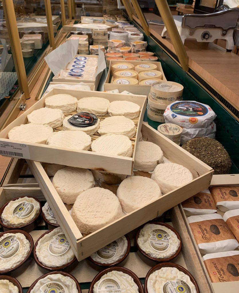 Rayon fromagerie Alambic