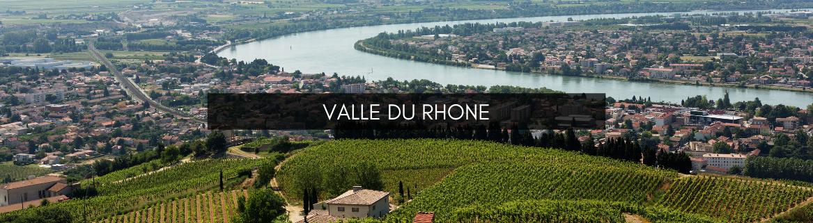 Vallée du Rhône vins Avranches Fougères