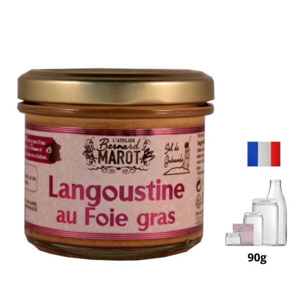 Langoustine-au-Foie-Gras l'alambic avranches fougères