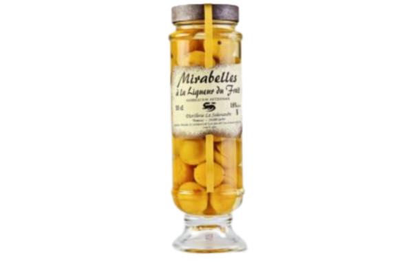 Mirabelles A L'Eau De Vie Liqueur Du Fruit Ma Cave Alambic Avranches Fougeres