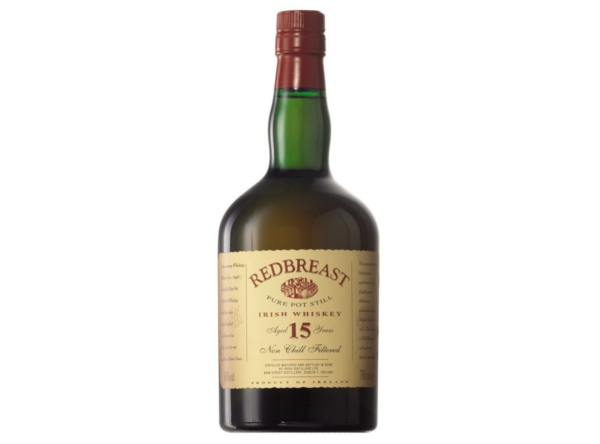 REDBREAST 15 ANS L'alambic Avranches Fougères
