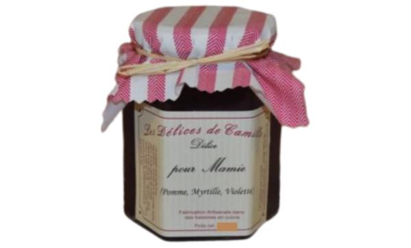 confiture-pour-maman les delices de camille l'alambic Avranches Fougeres