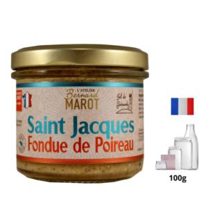 St-Jacques-Fondue-de-Poireau l'alambic avranches fougères
