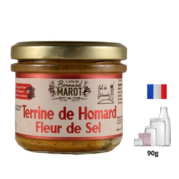 Terrine-de-Homard-Fleur-de-Sel l'alambic avranches fougères