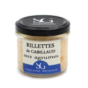 rillettes-de-cabillaud-aux-agrumes l'alambic avranches fougeres