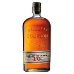 bulleit 10 ans bourbon alambic Avranches fougères