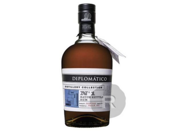 Diplomatico N°1 alambic Avranches Fougères