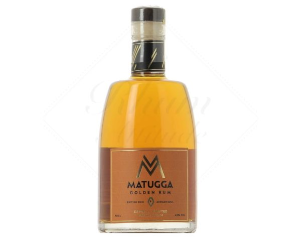 Matugga Golden Rum alambic avranches Fougères