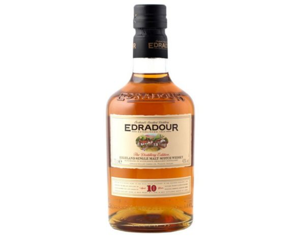 Whisky Edradour 10 Year Old Whisky Ma Cave Alambic Avranches Fougeres