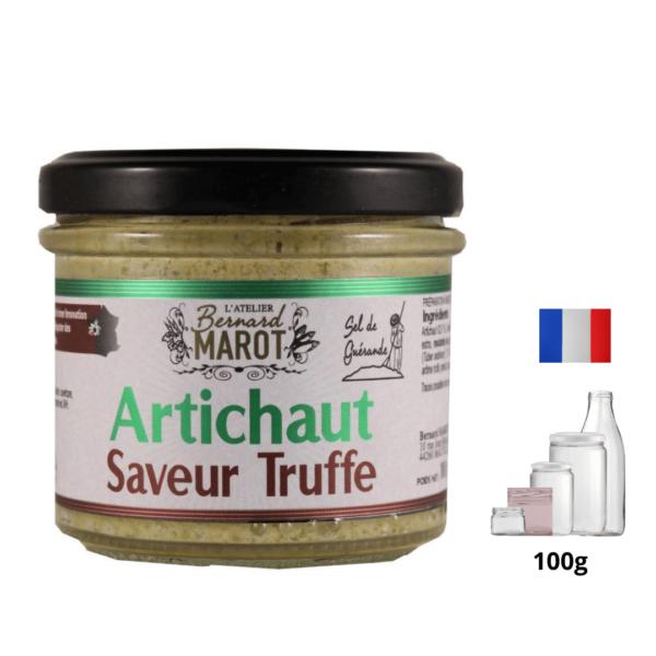 Artichaut Truffe d'Eté 1,1 % alambic Avranches fougères