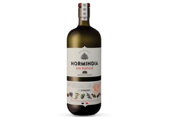 Gin normandia alambic Avranches fougères