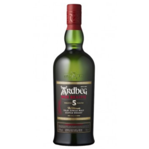 ARDBEG 5 ans Wee Beastie alambic Avranches fougères