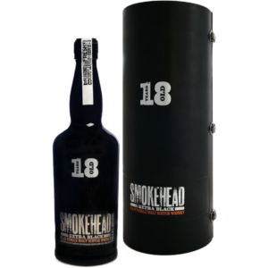 Smokehead 18ans Extra Black Ma Cave Alambic Avranches Fougeres