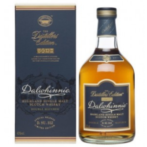 dalwhinie distillers edition alambic Avranches fougères