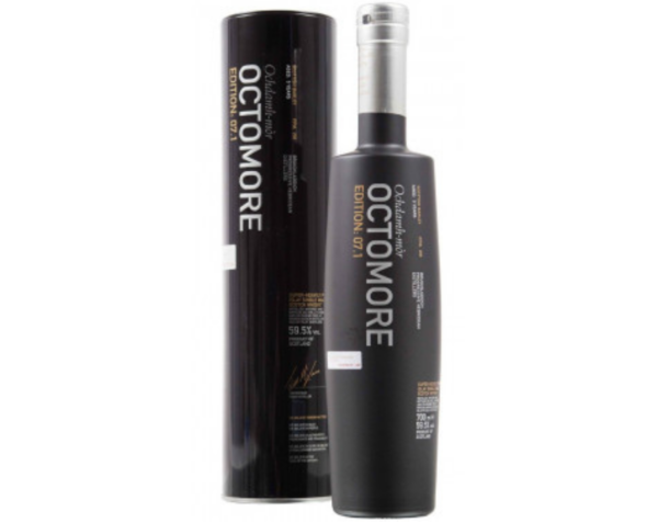 octomore 07.1 alambic Avranches fougères