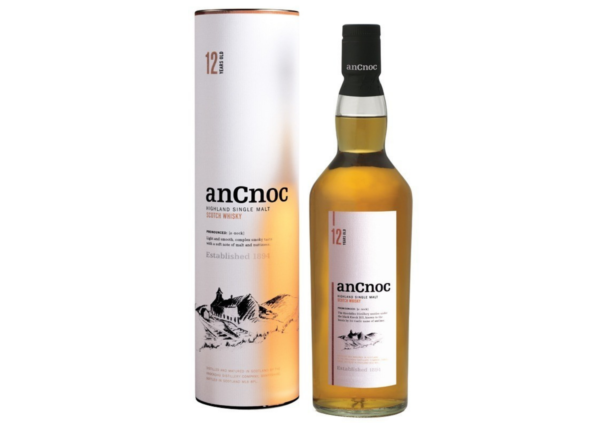 An Cnoc 12ans Single Malt Whisky Ma Cave Alambic Avranches Fougeres