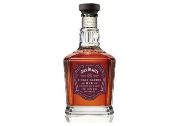 jack daniel's single barrel rye alambic Avranches fougères