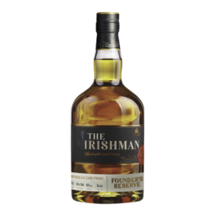 The Irishman Founder's Reserve Caribbean Rum Cask Finish Ma Cave Alambic Avranches Fougeres
