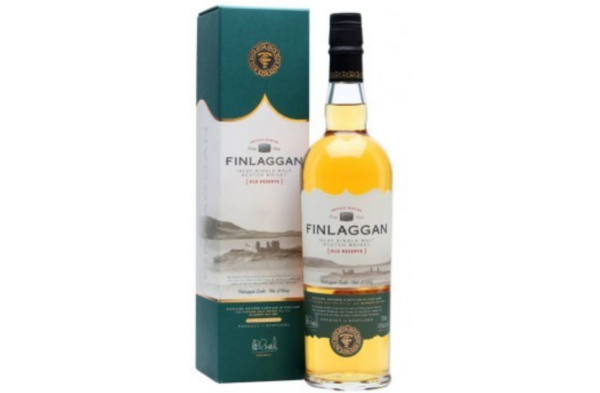 FINLAGGAN Old Reserve alambic Avranches fougères