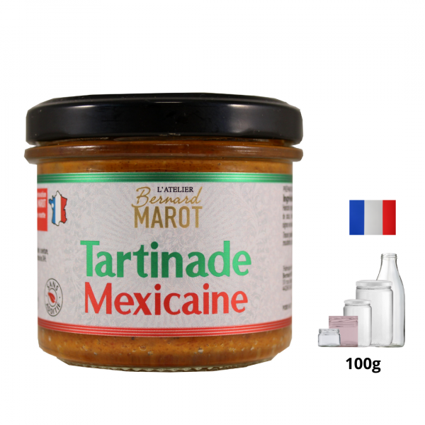 Tartinade MEXICAINE alambic Avranches fougères