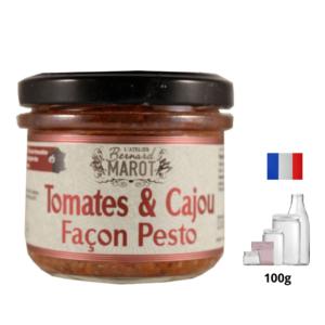 Tomates & Cajou façon Pesto alambic Avranches fougères