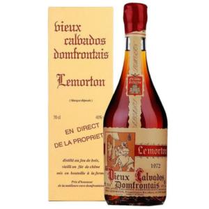 Calvados lemorton 1972 alambic Avranches fougères