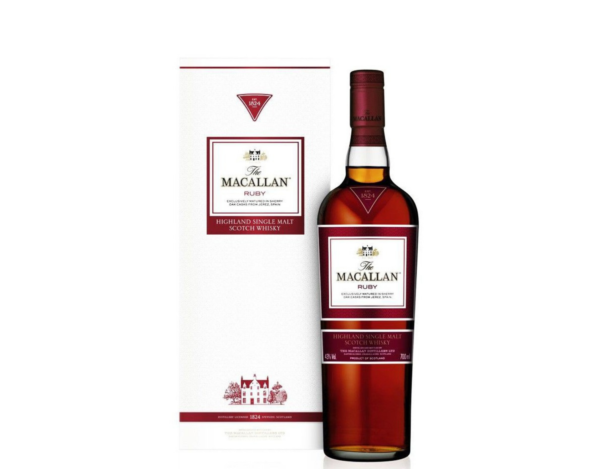macallan ruby alambic Avranches fougères