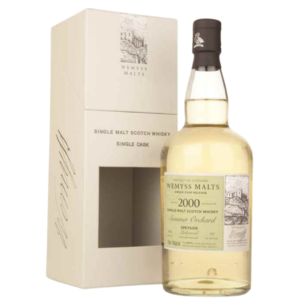 Summer Orchard 2000 - Wemyss Malts ma cave alambic Avranches fougères