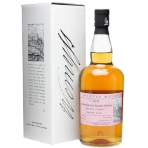 Wemyss Red Berry Cream 1990 ma cave alambic Avranches fougère