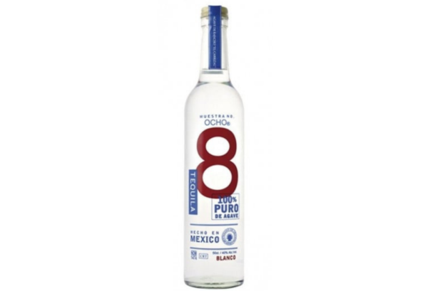 Tequila Ocho Blanco ma cave alambic Avranches fougères